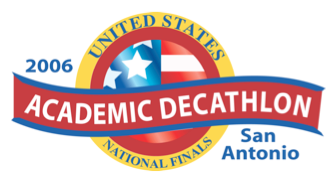 Official Logo of the 2006 USAD National Finals